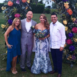Congratulations to the beautiful bride o
