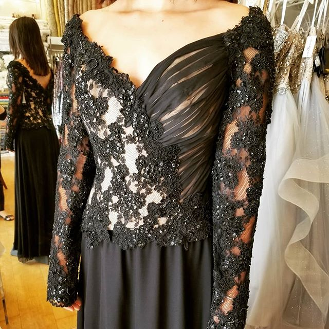 Gorgeous one of a kind silk chiffon and