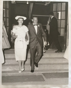 Rolly and Marge Wed Aug 8th, 1959