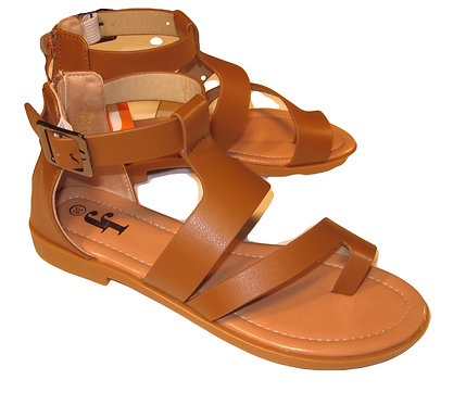 Gladiator Sandal by JJ's  S-1016