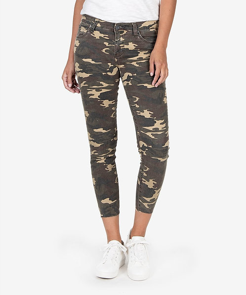 CONNIE Crop Skinny by Kut from the Kloth KP0947