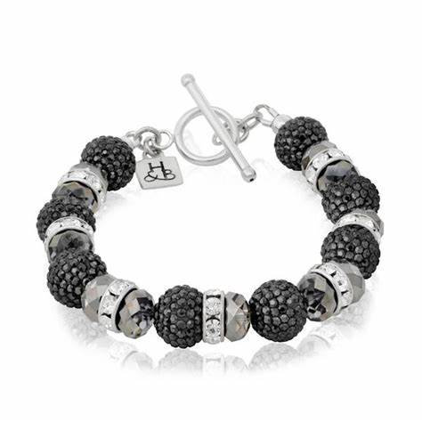 Sparkle Ball  Bracelet by Hillberg & Berk