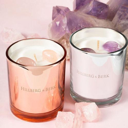 Crystal Soy Candle by Hillberg & Berk