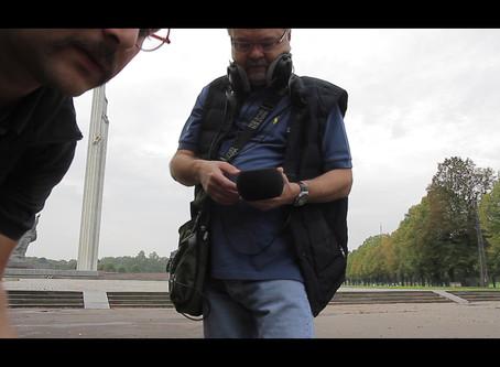 Shooting in Riga, Latvia