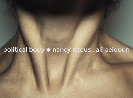 Political Body - Video Installation by Nancy Naous & Ali Beidoun