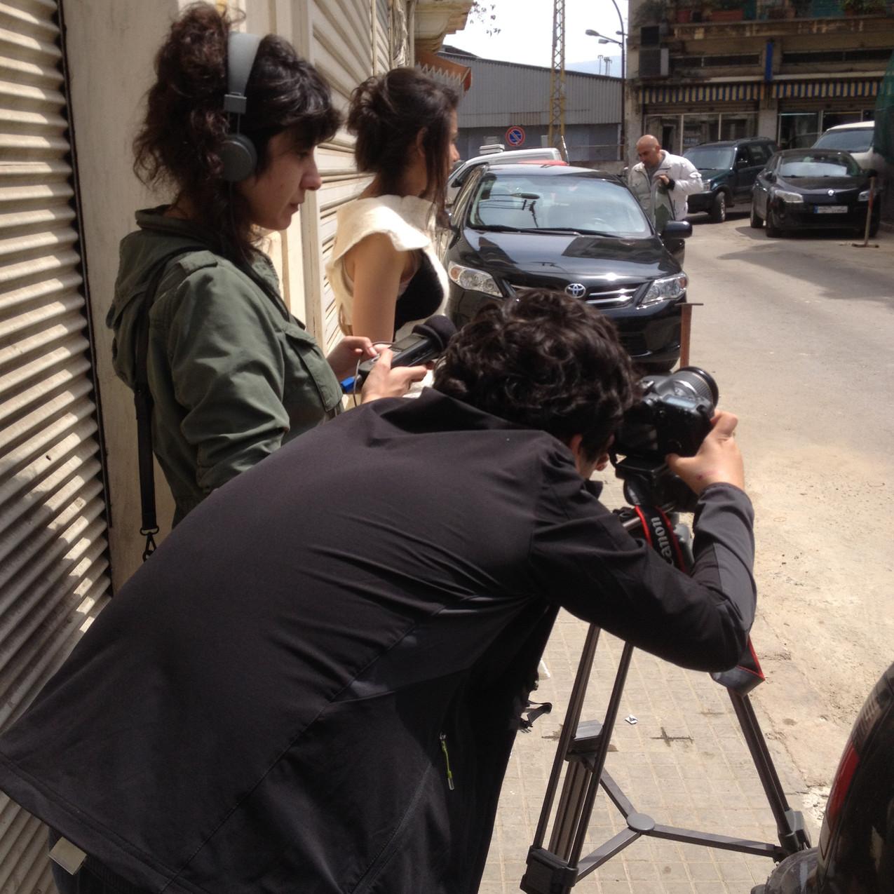 Shooting Beirut 7