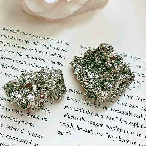 パイライト原石
