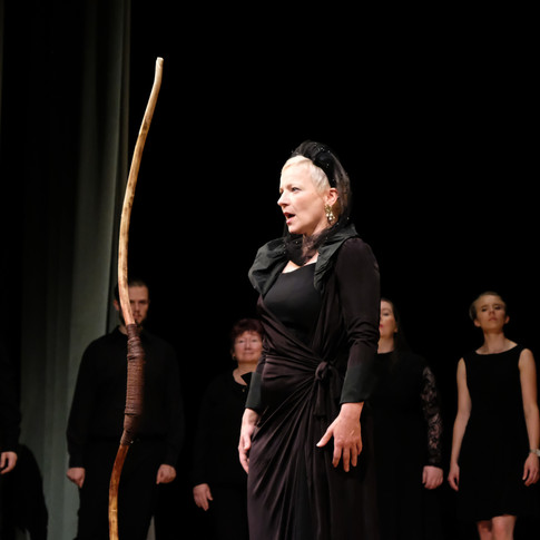 Penelope, Teatro Duse