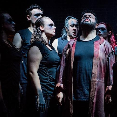 Samson et Delila, Chorus 2 per part