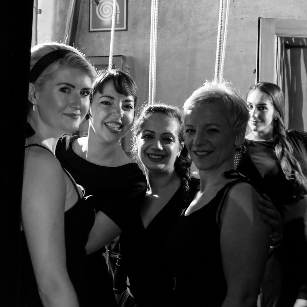Chorus, Teatro Duse