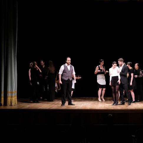 Don Giovanni, Chorus, Teatro Duse