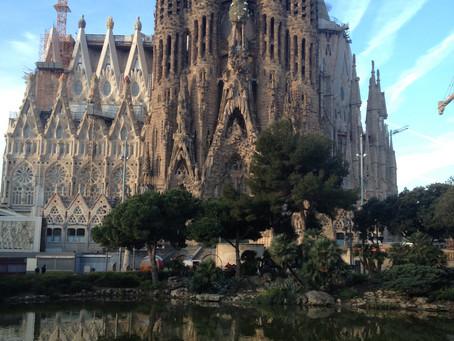 Day #2 - Barcelona: Futbol & The City