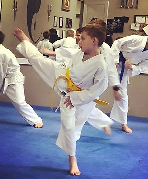 Josiah's kicks keep getting better day a