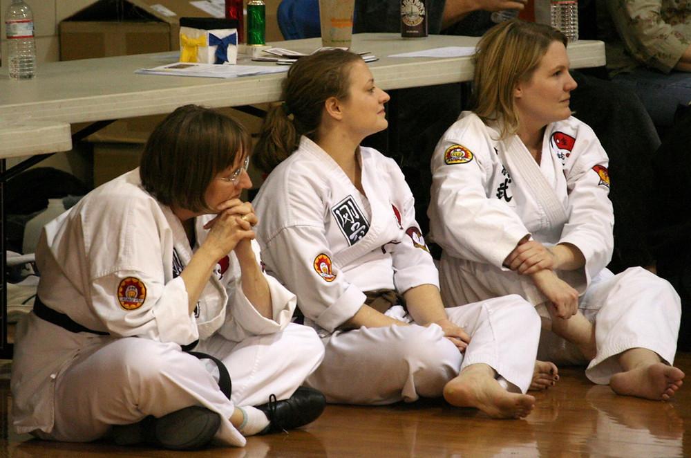 kung fu women