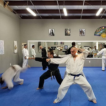 Kung fu isn't just for kids. Come learn