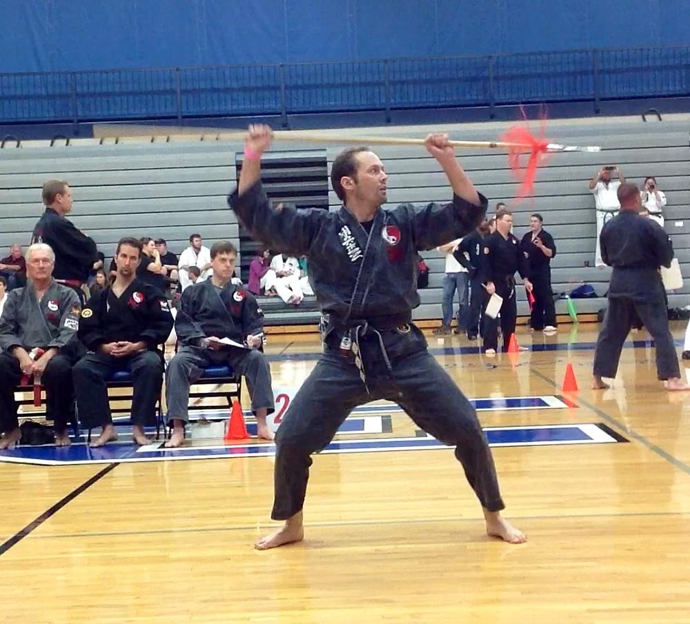 kung fu tournament