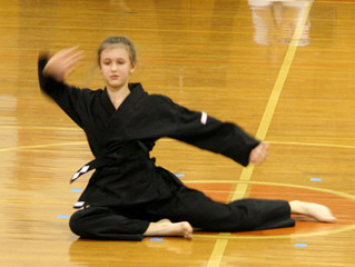 Why Every child should be in a Martial Art