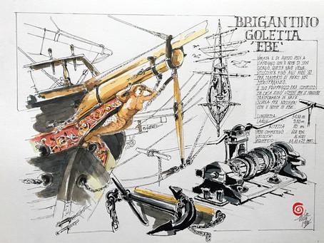 Gennaio-Febbraio 2020 - Urban sketching/prospettiva