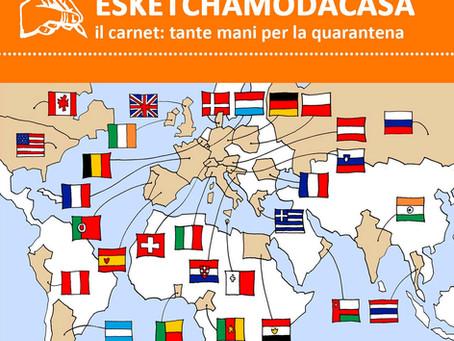 #esketchamodacasa - La Mappa