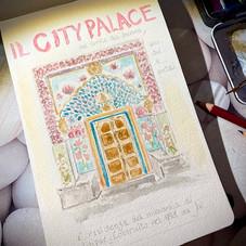 Jaipur, City Palace