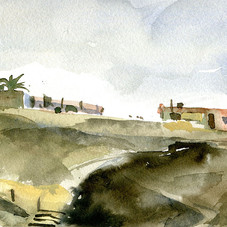 Dalla spiaggia del Pappagayo