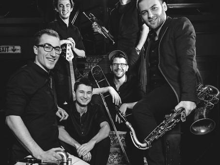 Brass Avenue – koncert vernisáž NOVA FORMA 1