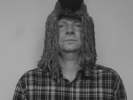 Petr Nikl – performance  vernisáž NOVA FORMA 1