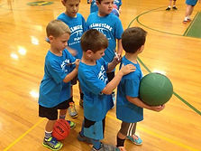 PTP Basketball Camps
