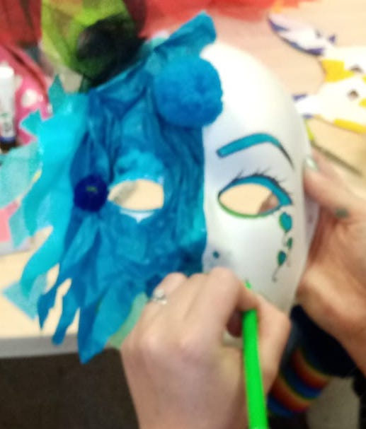 Mask making