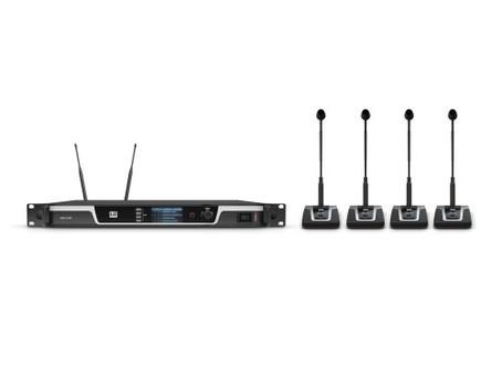 Système de conférence sans fil