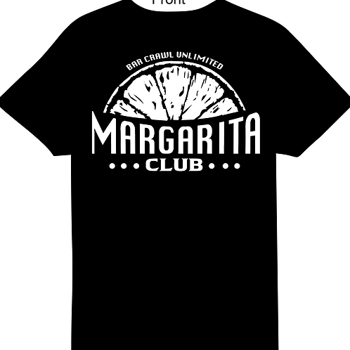 MARGARITA CLUB VIP SHIRT
