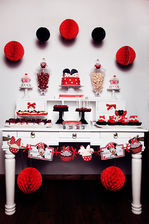 MINNIE MOUSE CANDY BAR
