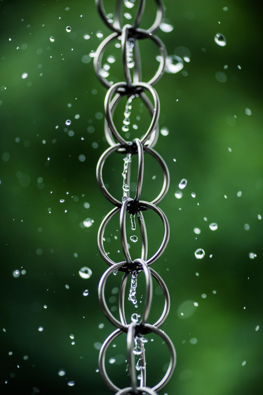 rain chain 14
