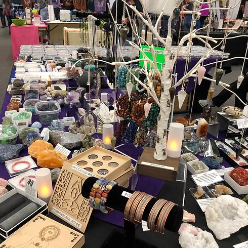 Crystal Healing Expo- BMSE Celebration