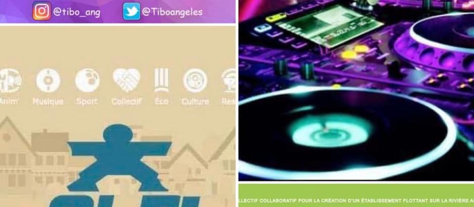 DJ SET LIVE by TIBO ANGELES LE 23 MAI