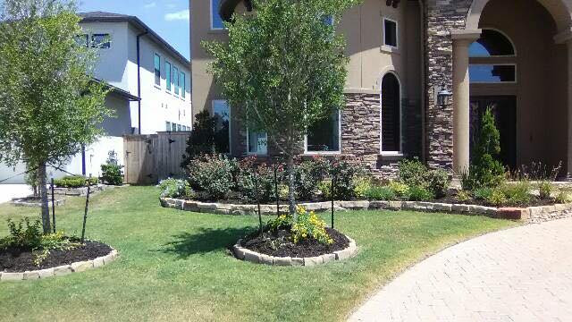 Crown Irrigation and Landscape Custom Landscape and Sprinkler System install | Spring TX