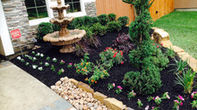Custom Sprinkler System and Landscaping in Katy TX 77449