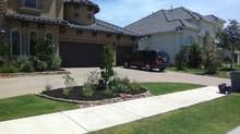 Custom Landscape and Sprinkler System install | Spring TX