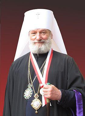Митрополит Христофор. Монастырь Тешов