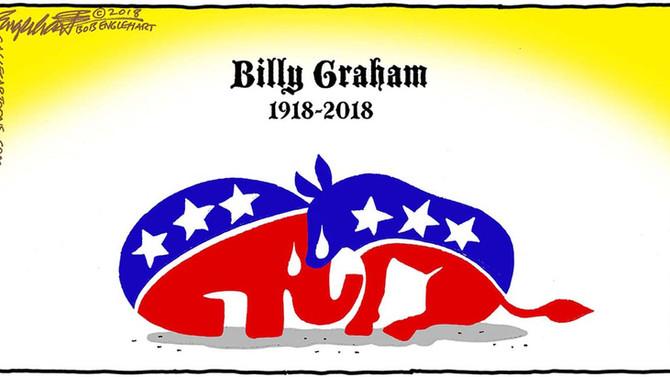 Billy Graham 1918-2018