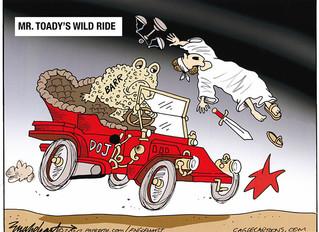 Mr. Toady's Wild Ride
