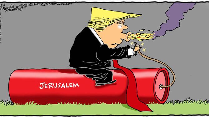 Mideast Squeeze