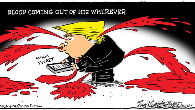 March For Trump Disease Awareness