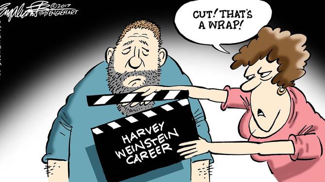 Harvey Weinstein Career