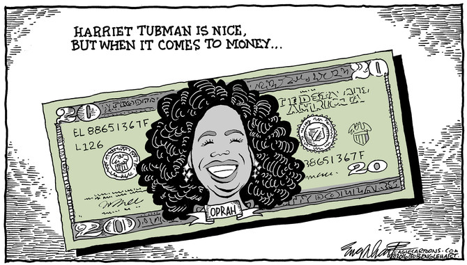 First Black Woman On The $20 Bill