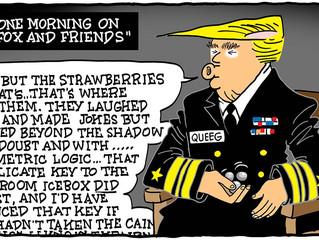 trump's Losing It