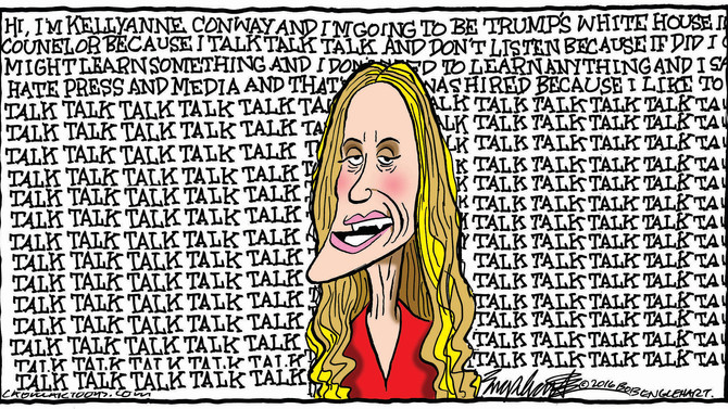 Motormouth-In-Chief