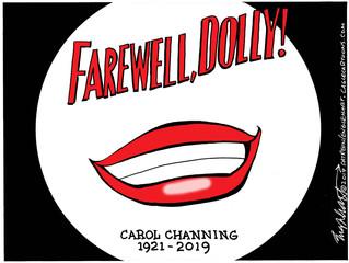 Farewell, Dolly!