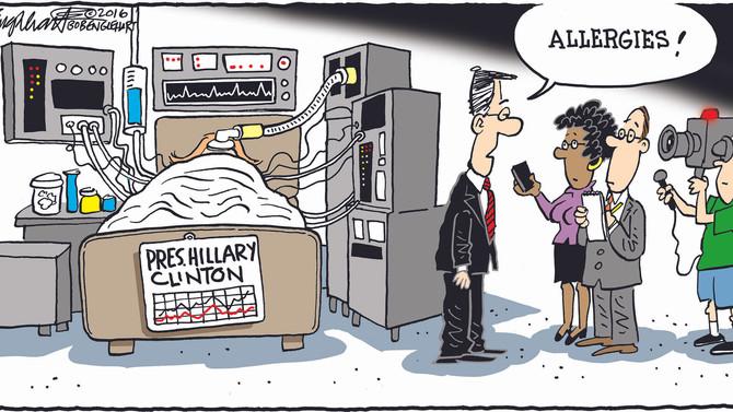 Let Hillary Be Hillary