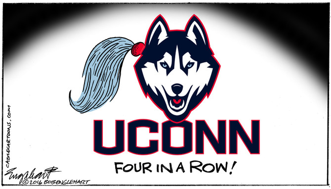 UConn!  UConn!  UConn!